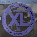 Struny D'ADDARIO XL ProSteels EPS515 (11-50)