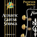 Struny FRAMUS Phosphor Bronze Extra Light (10-46)