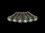 Kołki mostka GRAPH-TECH TUSQ 4 mm (BK/Paua)