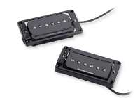 SEYMOUR DUNCAN P-Rails Set + Triple Shot LP (BK)