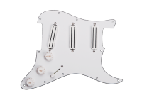 SEYMOUR DUNCAN Hot Rails Loaded Pickguard Set