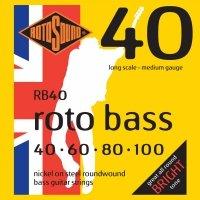 Struny ROTOSOUND Roto Bass RB40 (40-100)