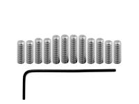 Metryczne śrubki siodełek VPARTS SSM-1G (N)