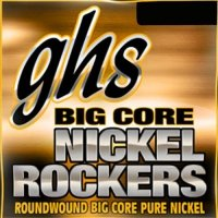 Struny GHS Big Core Nickel Rockers (11,5-56)