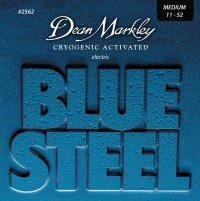 Struny DEAN MARKLEY 2562 Blue Steel (11-52)