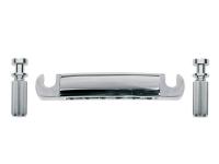 Aluminiowy zaczep strun BOSTON T-70-A (CR)
