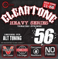Struny CLEARTONE Monster Heavy Drop D (11-56)