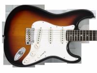 Gitara TRIBUTE Starlight Deluxe (3TS)