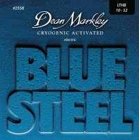 Struny DEAN MARKLEY 2558 Blue Steel (10-52)