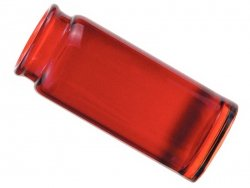 Blues Bottle Slide DUNLOP 277 (RED, MED)
