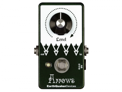 EARTHQUAKER DEVICES Arrows Preamp Booster