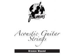 Struna do gitary akustycznej FRAMUS 030w
