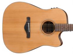 Gitara elektro-akustyczna IBANEZ AW65ECE-LG