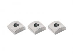 FLOYD ROSE - komplet docisków blokady strun (CR)