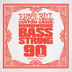 Struna do basu ERNIE BALL Slinky Nickel 090w