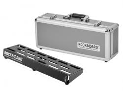 Pedalboard ROCKBOARD DUO 2.1 + case (46,0x14,6)