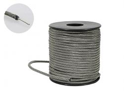Ekranowany, woskowany kabel typu vintage