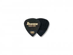 Kostka IBANEZ Grip Wizard Rubber Short (1,0mm) BK