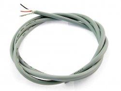 3-żyłowy ekranowany kabel do elektroniki gitarowej