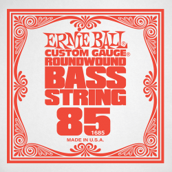 Struna do basu ERNIE BALL Slinky Nickel 085w