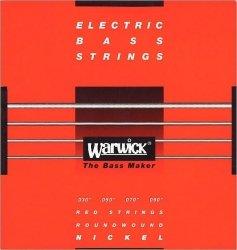 Struny WARWICK 46220 (30-90) Nickel Plated Steel