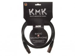 Kabel mikrofonowy KLOTZ KMK - XLR-XLR (1,0m)
