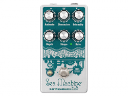 EARTHQUAKER DEVICES Sea Machine V3 Super Chorus