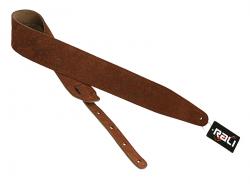 Pasek skórzany RALI Classic Velour Leaf 01