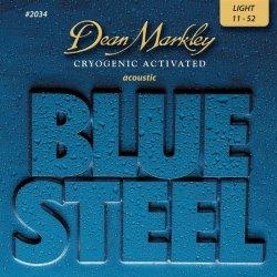 Struny DEAN MARKLEY Blue Steel Acoustic (11-52)