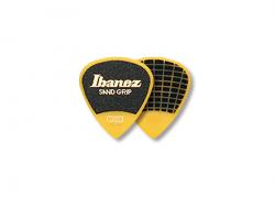 Kostka IBANEZ Grip Wizard Sand 1,0mm (YE)