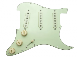 Kompletny pickguard VTONE VS Bluesy (MG)