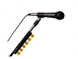 Uchwyt mikrofonowy na 7 kostek DUNLOP 5010