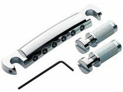 Aluminiowy zaczep blokowany TonePros T1ZSA (chrom)