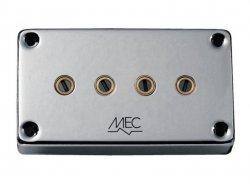 Aktywny przetwornik MEC M 60213 Star Bass 4 struny, bridge, chrom