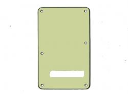 Maskownica tylna VPARTS BP-S1 (MG)
