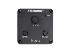Preamp do akustyka FISHMAN Isys (OEM)