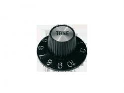 Gałka wciskana, calowa typu Hat (SV, tone)