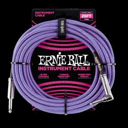 Kabel gitarowy ERNIE BALL 6069 (7,62m)