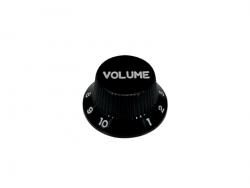 Gałka - typ Strat BOSTON KB-244-V (volume, czarna)