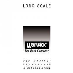 Struna do basu WARWICK Stainless Steel 135w Taper