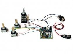 3-pasmowy układ korekcji MEC do pasywnych przetworników 18V M 60034-18 leworęczny