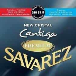 Struny do klasyka SAVAREZ Cantiga Premium 510 CRJP
