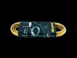 Kabel instrumentalny ROCKCABLE 30206 D6 GD (6,0m)