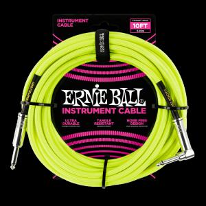 Kabel gitarowy ERNIE BALL 6080 (3,05m)