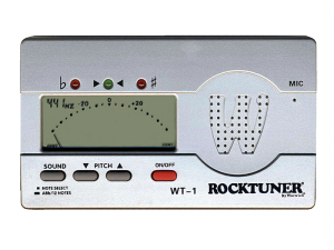 Tuner chromatyczny ROCKTUNER WT1