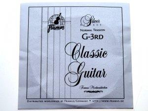 Struna do gitary klasycznej FRAMUS G3 Norm.