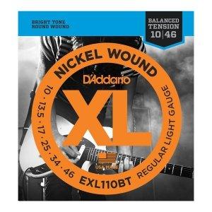 Struny D'ADDARIO XL Nickel Wound EXL110BT (10-46)