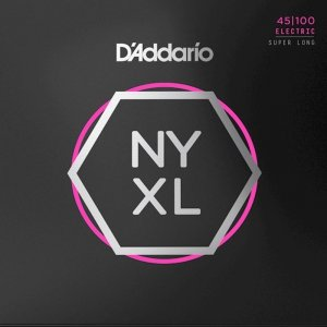 Struny D'ADDARIO Nickel Wound NYXL (45-100) SL