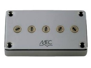 Aktywny przetwornik MEC M 60214 Star Bass 5 strun, bridge, chrom