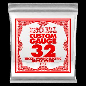 Pojedyncza struna ERNIE BALL Nickel Slinky 032w